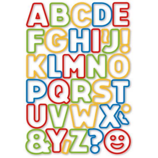 Bogstaver og alfabet udstikker fra Tescoma